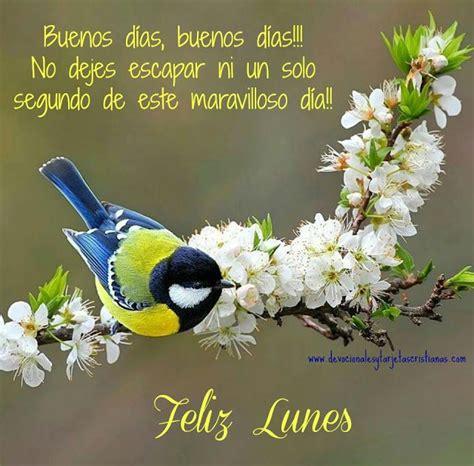 Tarjetitas: Feliz Lunes   Buenos dias   Devocionales y ...