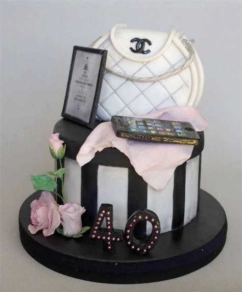 Tarta Bolso Chanel   Star Cakes Madrid  Tartas Decoradas ...
