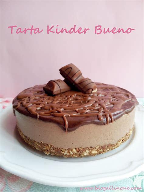 Tarta Casera de Kinder Bueno | Fiestas y Cumples
