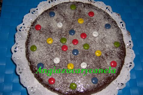 Tarta de Chocolate 2 en Thermomix