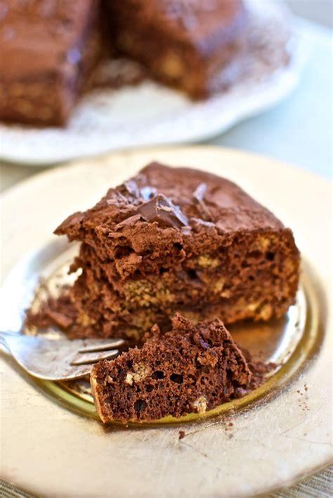 Tarta de chocolate al marsala, receta italiana con ...