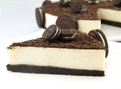 Tarta de chocolate blanco y galletas Oreo | Tarta de ...
