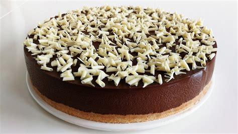 Tarta de chocolate facil SIN HORNO Postres Mil   YouTube