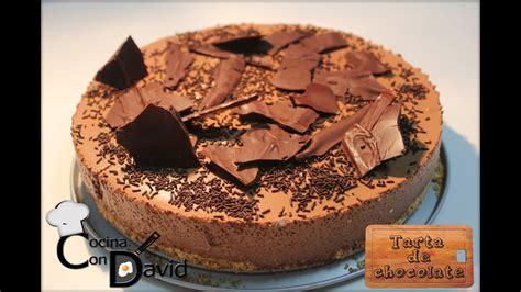 Tarta de chocolate    Fácil y buenísima   YouTube