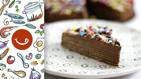 Tarta de chocolate, la más fácil y rápida   YouTube