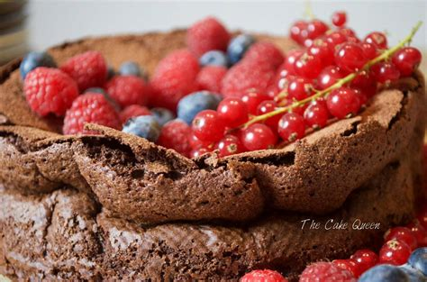 Tarta de chocolate sin gluten   Cocina