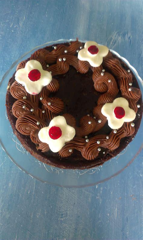Tarta de chocolate sin gluten     Receta   Canal Cocina