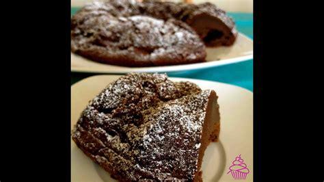 Tarta de chocolate sin harina. Repostería   YouTube
