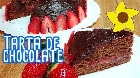 TARTA DE CHOCOLATE SIN LECHE, SIN HUEVO Y SIN AZÚCAR   YouTube