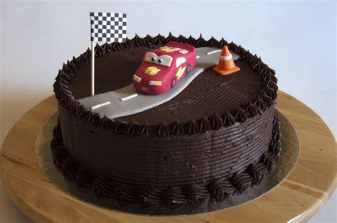 Tarta de chocolate y Cars | Catcakes   Repostería Creativa