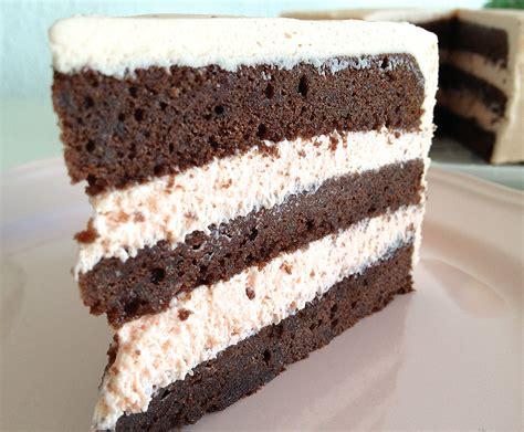 Tarta de chocolate y crema de fresa   Blog tienda ...