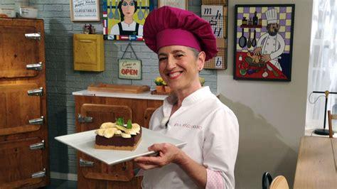 Tarta de chocolate y plátano   Presentación de Eva Arguiñano