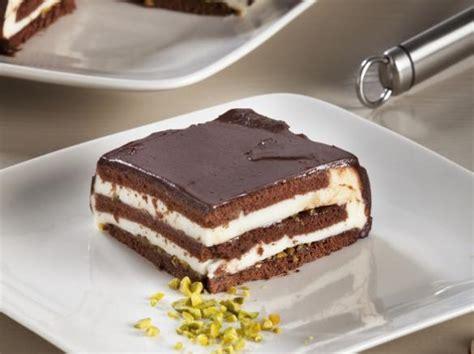 Tarta de chocolate y queso con pistachos por Thermomix ...