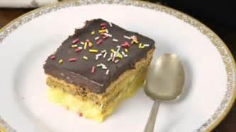 Tarta de flan, galletas y chocolate ¡Fácil y deliciosa ...