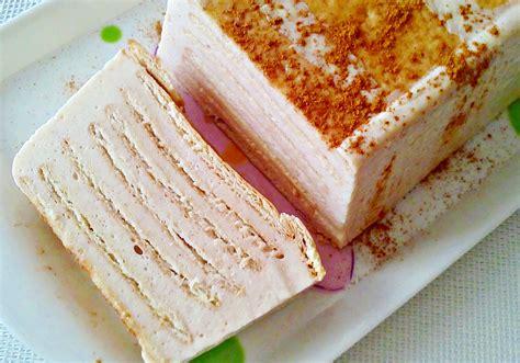 Tarta de galletas de canela y queso   Floruca