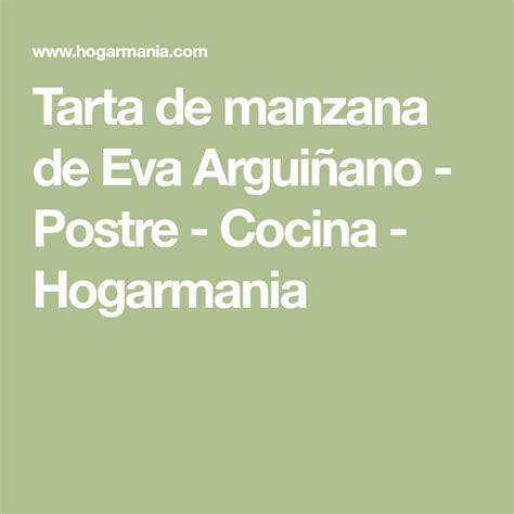 Tarta de manzana de Eva Arguiñano | Receta | Tarta de ...