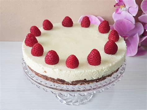 Tarta de mascarpone y chocolate blanco sin azúcar | Dulces ...