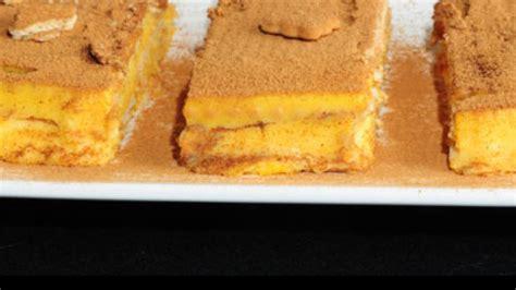 Tarta de natillas con galletas napolitanas   Diana Cabrera ...