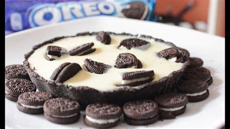 Tarta de Oreo y Chocolate Blanco   YouTube