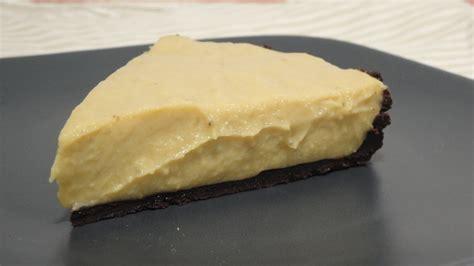 Tarta de PLÁTANO y CHOCOLATE   receta fácil de cómo hacer ...