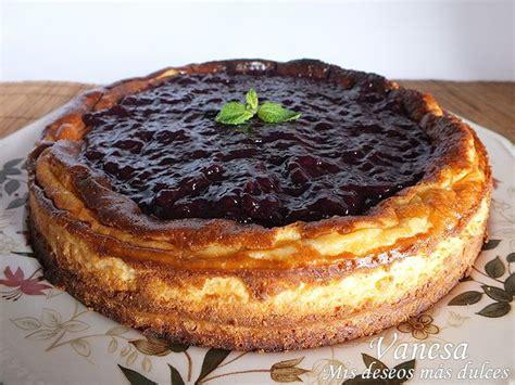 Tarta de queso  Cheesecake  | Cheesecake, Cooking recipes ...