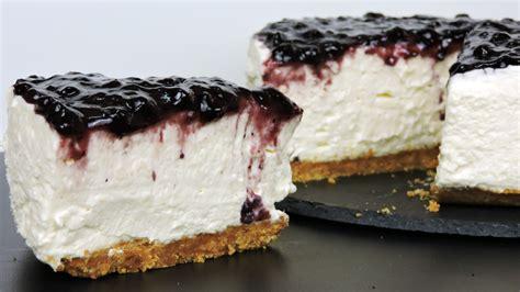 Tarta de queso con chocolate blanco  cheesecake fácil y ...