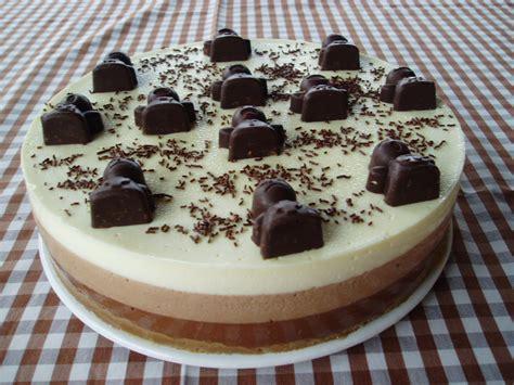 Tarta de tres chocolates paso a paso  2.6/5