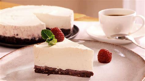 Tarta de yogur sin azúcar y sin horno   Cocinatis   YouTube