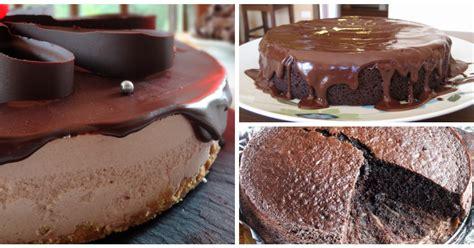 Tarta de yogur y chocolate sencilla  4.1/5