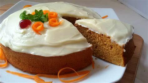 Tarta de zanahoria   Anna Recetas Fáciles