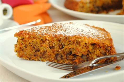 Tarta de zanahoria con Thermomix muy fácil de hacer