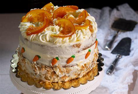 Tarta de zanahoria, naranja y coco.   La Cocina de Frabisa ...