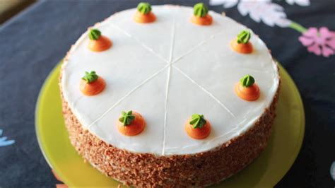 Tarta de Zanahoria   The Best Carrot Cake Ever!   YouTube