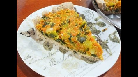 Tarta de zanahoria y zapallitos   Recetas de cocina ...