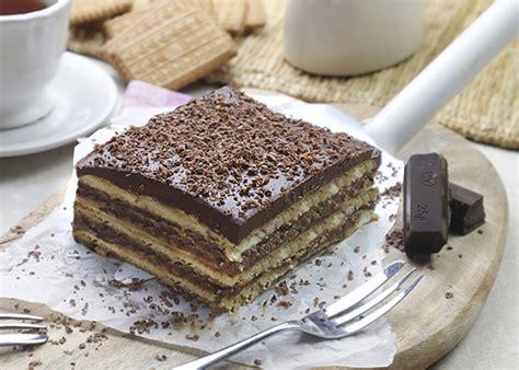 Tarta fácil de chocolate de la abuela   Recetas Musa