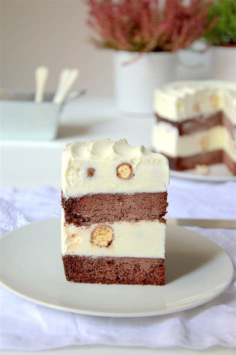 Tarta helada de nata y chocolate   Tarta helada, Tartas ...