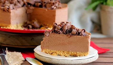 Tarta mousse de chocolate con leche   Nestlé Cocina