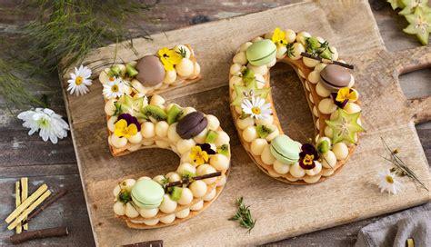 Tarta número de hojaldre y crema pastelera | Nestlé Cocina