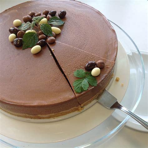 Tarta rápida de chocolate   Postres y dulces   Blog de Mª ...