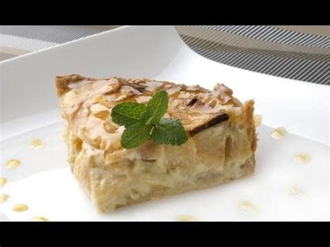 Tarta tradicional de manzana   Eva Arguiñano   YouTube