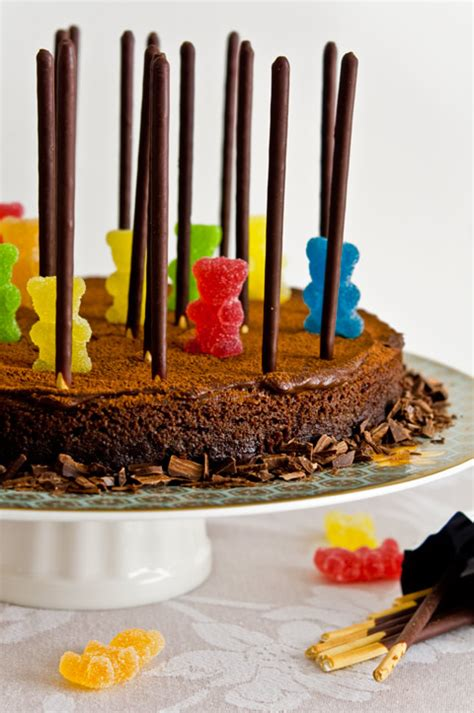 Tarta triple chocolate | PequeRecetas