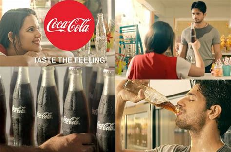 Taste the feeling with Coca Cola India s new campaign