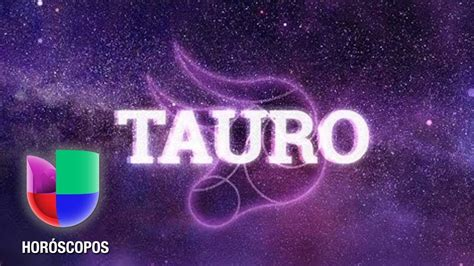 Tauro en el mes de Escorpión | Univision Horóscopos   YouTube