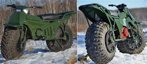 Taurus 2 | Foldable All Terrain Motorcycle