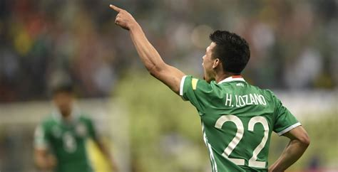 TDN: Mexico winger Hirving Lozano is NOT joining ...