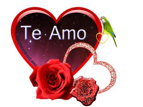 Te amo corazon de amor