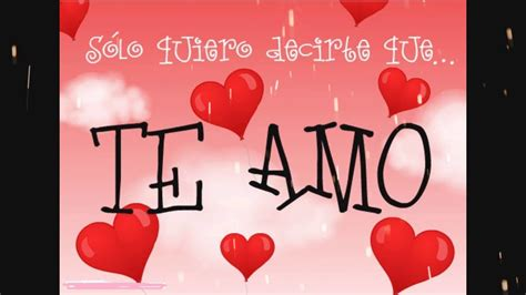 Te Amo Wallpapers  71+ images