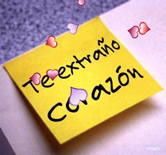 TE EXTRAÑO CORAZON | Frases de Amor   Tarjetas de amor ...