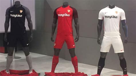 ¿Te gustan las nuevas equipaciones Nike del Sevilla FC ...