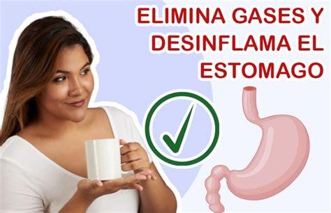 Té para Desinflamar el Estómago, Aplanar el Vientre y ...
